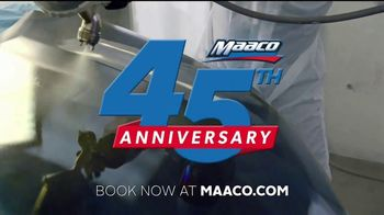 Maaco 45th Anniversary Paint Sale TV Spot, 'Drive-Thru' - Thumbnail 7