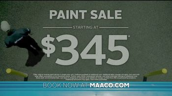 Maaco 45th Anniversary Paint Sale TV Spot, 'Drive-Thru' - Thumbnail 8