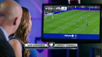Allstate TV Spot, 'UDN: Tu promesa' con Lindsay Casinelli [Spanish] - 11 commercial airings