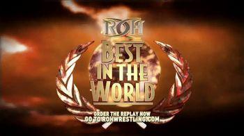ROH Wrestling TV Spot, '2017 Best in the World' - Thumbnail 7