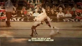 ROH Wrestling TV Spot, '2017 Best in the World' - Thumbnail 5