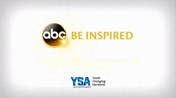 YSA TV Spot, 'ABC: 2017 Summer of Service Grant Applications' - Thumbnail 9