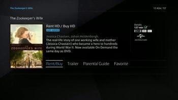XFINITY On Demand TV Spot, 'The Zookeeper's Wife' - Thumbnail 6