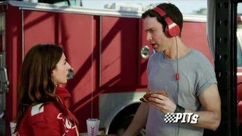 Sonic Drive-In Premium Pretzel Dogs TV Spot, 'NBC Sports Network: The Pits' - Thumbnail 5