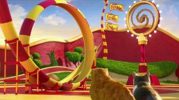 Friskies Gravy Swirlers TV Spot, 'Crunchy Gravy'