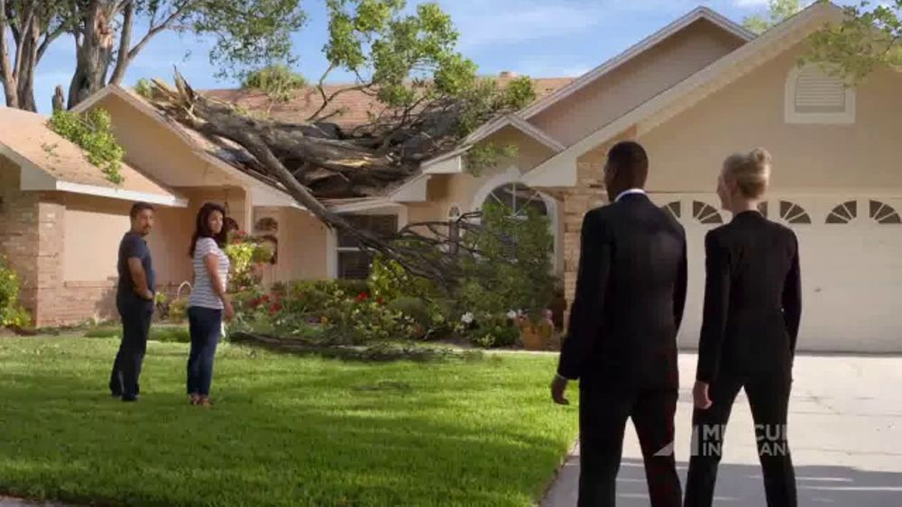 Mercury Home Insurance >> Mercury Insurance Tv Commercial Here To Save The Day Ispot Tv