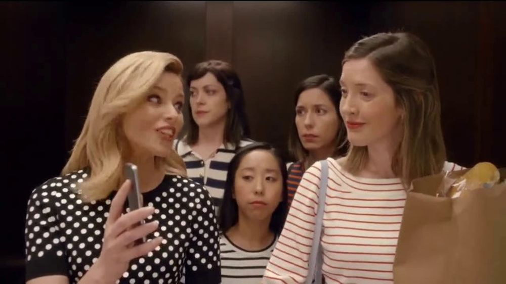 Realtor.com TV Commercial, 'Elevator & the Not-Yous' Featuring Elizabeth Banks