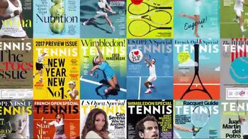 Tennis Magazine TV Spot, \'Go-To Guide\'