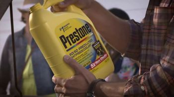 Prestone Coolant TV Spot, 'Defy Summer'