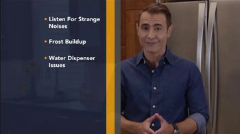 Sears TV Spot, 'Ion Television: Refrigerator Tips' - Thumbnail 3