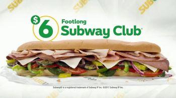 Subway $6 Footlong Subs TV Spot, 'This or That' Song by Herb Alpert - Thumbnail 3