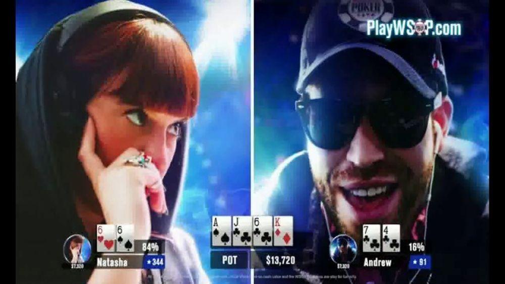 World Series Poker TV Commercial, 'Final Table'