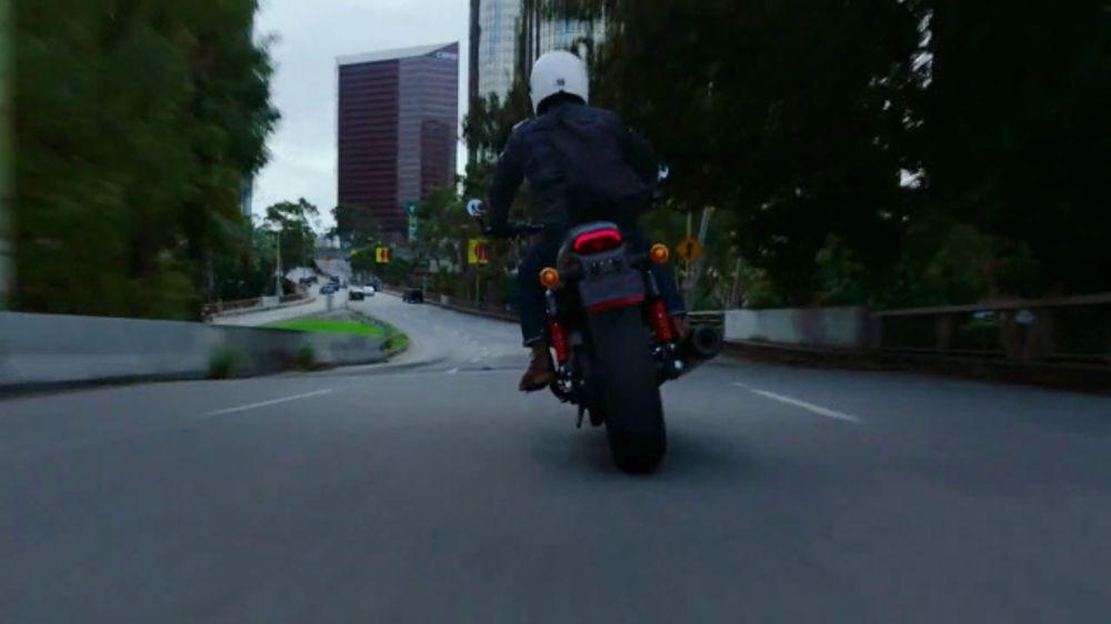 2017 Harley-Davidson Street Rod TV Commercial, 'Arrive'