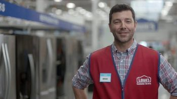 Lowe's TV Spot, 'The Moment: Refrigerator' - Thumbnail 4