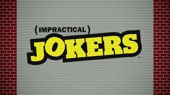 Spencer's TV Spot, 'truTV: Impractical Jokers: Get Practical' - Thumbnail 1
