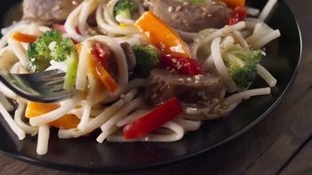 Lean Cuisine Marketplace TV Spot, 'Phenomenal: Garlic Sesame Noodles' - Thumbnail 7