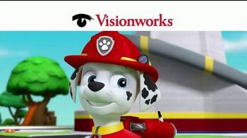 Visionworks TV Spot, 'Paw Patrol'