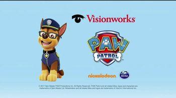 Visionworks TV Spot, 'Paw Patrol' - Thumbnail 9