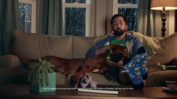 Rover.com TV Spot, 'When There's Thunder, We've Got Cuddles' - Thumbnail 3