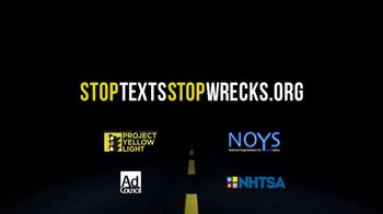 Stop the Texts, Stop the Wrecks TV Spot, 'Just Enough Time' - Thumbnail 8