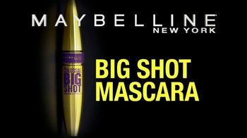 Maybelline New York Big Shot Mascara TV Spot, 'Power Up' - Thumbnail 3