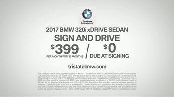 2017 BMW 320i xDRIVE Sedan TV Spot, '40 Years' [T2] - Thumbnail 4