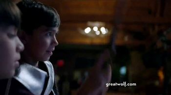 Great Wolf Lodge TV Spot, 'Everything Under One Roof' - Thumbnail 4