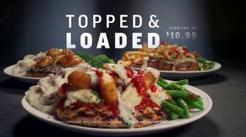 Applebee's Topped & Loaded TV Spot, 'An American Favorite' - Thumbnail 8