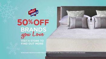Mattress Firm Coolest Sleep Sale Ever TV Spot, 'Brands You Love' - Thumbnail 3