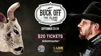 Professional Bull Riders TV Spot, '2017 Buck Off the Island' - Thumbnail 8
