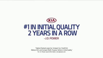 Kia Summer's on Us Sales Event TV Spot, 'Jet Ski' [T2] - Thumbnail 8