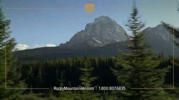 Rocky Mountaineer TV Spot, 'Glimpses of Amazing!' - Thumbnail 1