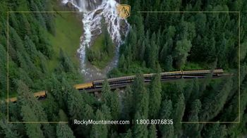 Rocky Mountaineer TV Spot, 'Glimpses of Amazing!' - Thumbnail 2