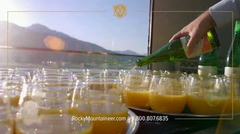 Rocky Mountaineer TV Spot, 'Glimpses of Amazing!' - Thumbnail 3