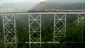 Rocky Mountaineer TV Spot, 'Glimpses of Amazing!' - Thumbnail 4
