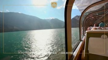 Rocky Mountaineer TV Spot, 'Glimpses of Amazing!' - Thumbnail 6