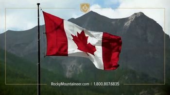 Rocky Mountaineer TV Spot, 'Glimpses of Amazing!' - Thumbnail 7