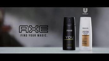 Axe TV Spot, 'Body Spray vs. Dry Spray: An Education' - Thumbnail 9