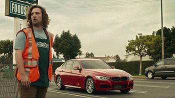 BMW Certified Pre-Owned TV Spot, 'Shopping Cart' [T2] - Thumbnail 4