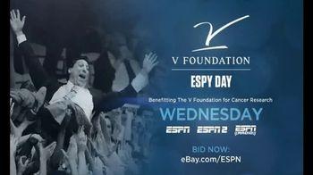 ESPN TV Spot, '2017 ESPY Day Auction' - Thumbnail 10
