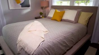 Stearns & Foster TV Spot, 'HGTV: Ultimate Level of Comfort' - Thumbnail 3