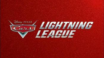 Cars: Lightning League TV Spot, \'Go Lightning Fast\'