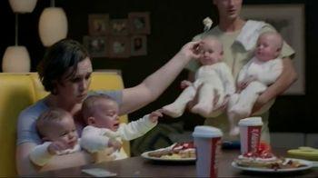 Denny's On Demand TV Spot, 'Quadruplets' - Thumbnail 2