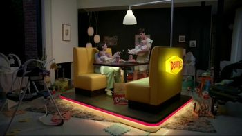 Denny's On Demand TV Spot, 'Quadruplets' - 2073 commercial airings