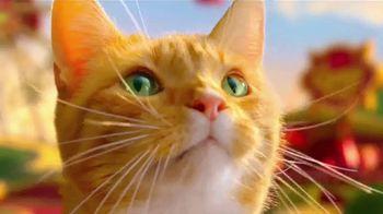 Friskies Extra Gravy Chunky TV Spot, 'Purradise' - Thumbnail 2