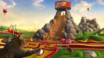 Friskies Extra Gravy Chunky TV Spot, 'Purradise' - Thumbnail 4