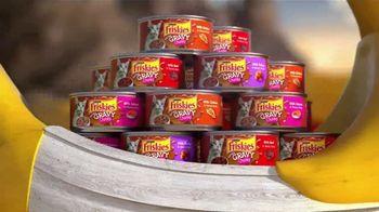 Friskies Extra Gravy Chunky TV Spot, 'Purradise' - Thumbnail 6