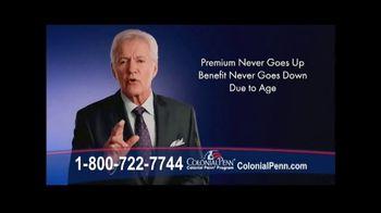 Colonial Penn Whole Life Insurance TV Spot, 'Seasons' Feat. Alex Trebek - Thumbnail 4