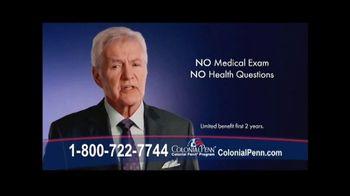 Colonial Penn Whole Life Insurance TV Spot, 'Seasons' Feat. Alex Trebek - Thumbnail 5