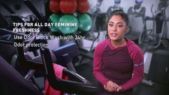 Vagisil Odor Block Wash TV Spot, 'BET: Feminine Health' Ft. Katlynn Simone - Thumbnail 7